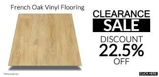 leno french oak vinyl special