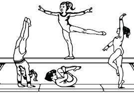gymnastics coloring pages gymnastics coloring pages get this printable gymnastics coloring pages gymnastics coloring pages beam