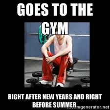 Gym After New Years Meme - Meme Bibliothek via Relatably.com