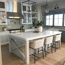 farmhouse kitchen island with x side and shiplap farmhouse kitchen island with x side and