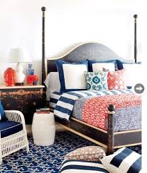 Bedroom Patriotic Decorating Ideas