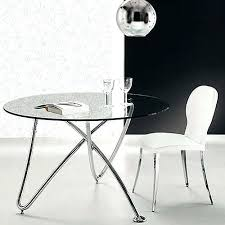 all modern round dining table modern round dining table modern chrome dining table base