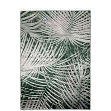 tropical palm tree rug