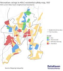 Town Of Huntington Zoning Chart Ct Data Story Housing Segregation In Greater New Haven