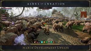Ashes of Creation Team Fights More Than ...
