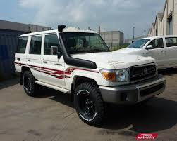 Price Toyota Land Cruiser 76 Station Wagon Turbo Diesel V8 Gxl ...