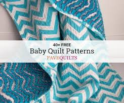 Free Baby Quilt Patterns Inspiration 48 Free Baby Quilt Patterns FaveQuilts