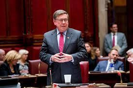 NYS Senator Seward and Wife Test Positive for Coronavirus