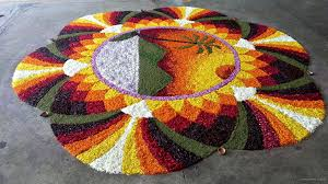 Pookalam Designs Outline 60 Most Beautiful Pookalam Designs For Onam Festival Part