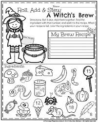 Small Picture Best 25 Halloween math worksheets ideas on Pinterest Halloween