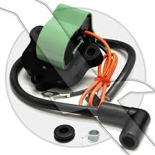 evinrude ignition coil ignition coil for 50 135 hp johnson evinrude outboard motor 502890 18 5194
