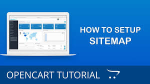 how to setup google sitemap in opencart 3 x