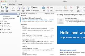 new outlook a first look at the new outlook for mac rendering css support and