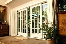 black sliding glass doors wooden glass patio door black framed sliding glass doors