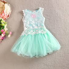Baby Girl Dress Patterns Mesmerizing 48 New Arrival Baby Girl Kids Sleeveless Vest Dress Lace Dress