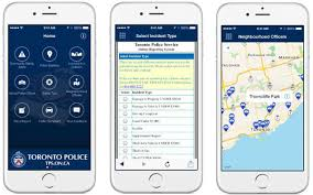 New Toronto Police Mobile App Makes It Easier To Report