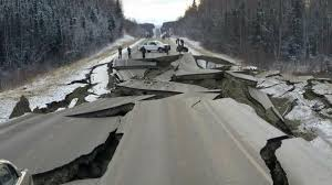 An earthquake (also known as a quake, tremor or temblor) is the shaking of the surface of the earth resulting from a sudden release of energy in the earth's lithosphere that creates seismic waves. Massive 7 0 Earthquake Causes Significant Damage In Southcentral Alaska