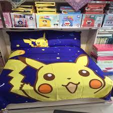 pokemon bedding duvet cover