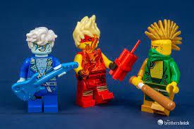 LEGO Ninjago 71714 Kai - 71715 Jay - 71716 Lloyd Avatar Arcade Pod  Review-26   The Brothers Brick