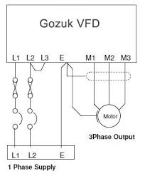 single phase inverters single phase inverter installation diagram