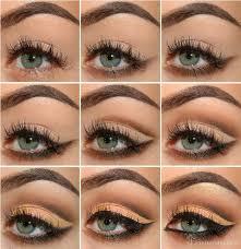natural eye makeup tips for blue eyes