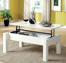 lift top coffee table with storage white lacquer lift top storage coffee table lift top coffee