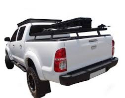 Pick-Up Truck Load Bed Rack Kit 1255mm(W) x 1358(L) - Front Runner ...