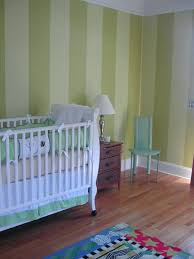 Stripe painted walls Interior Stripe Painted Wall Using Two Shades Of Green Makes These Stripes More Subtle Photo Courtesy Of Striped Wall Paint Ideas Pinterest Painted Striped Walls In Lowes Stripe Painted Wall Using Two Shades Of Green Makes These Stripes