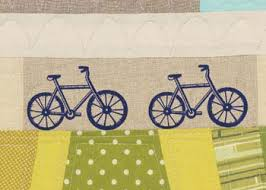 4 Free Handmade Baby Quilt Patterns - The Quilting Company & Baby Quilt Ideas: Rolling on Through, Mini Modern Landscape Quilt by Krista  Fleckenstein Adamdwight.com