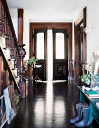 paint colors with dark wood trimLiving Happily with Wood Trim  paint colours that play well with