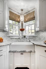 Charming Kitchen Sink Ideas Farmhouse Sink Corner Sink For Kitchen Designs