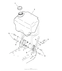 Simplicity 1334 pacer series w 34 deck parts diagram for fuel