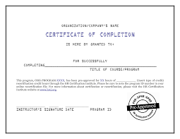 Best Ideas Of Microsoft Word Certificate Of Completion Also