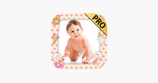 baby frames photo editor pro on the app