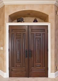 craftsman double front doors. Craftsman Double Front Doors Custom Solid Wood Interior - Traditional Design N