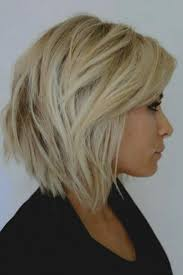 Nouveau De Coupe Cheveux Mi Long Femme Visage Rond Coiffure