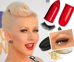 40s makeup christinaaguilera 40s makeup getty images