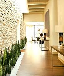 stacked stone interior wall ideas stonewall designs decorative
