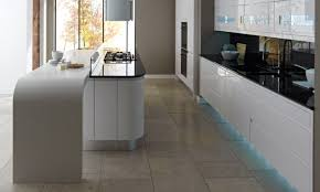 Second Nature Kitchen Doors Remo Gloss White Contemporary Kitchen