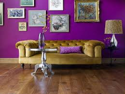 Purple And Green Living Room Modern Small Living Room Decorating Ideas Displaying White Colors