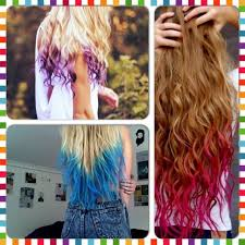 Kool Aid Hair Color Chart Make Hair Dye With Kool Aid And Hair Conditioner