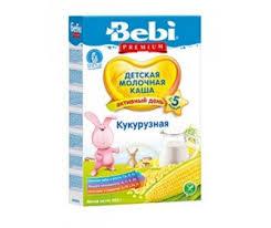 <b>Каши Bebi</b> – купить безмолочную и <b>молочную кашу Bebi</b> в ...
