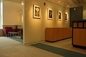 goldman mintons offices are designed as an art gallery with an adjustable display system and museum quality track lighting art gallery track lighting