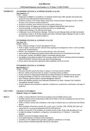 Sample Technical Support Resume Resume It Support It Support Resume