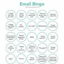 Office Bingo Email Bingo Useful Things Humor Office Humor Bingo