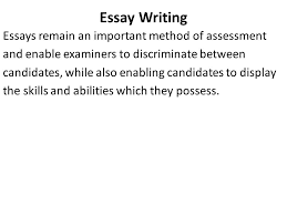 as a level business studies essay writing mr spicer ppt  3 essay writing essays remain an important method of assessment and enable examiners to discriminate between candidates while also enabling candidates to