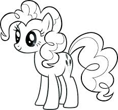 Little Pony Coloring Pages Little Pony Coloring Pages Inspirational