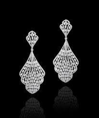 exclusive diamond earrings