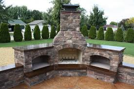 stamped concrete patio with fireplace. Heating Up Your Patio With Fireplaces And Firepits - McHugh\u0027s Decorative Concrete \u2013 Patios, Driveways, Walkways, Garages, More Stamped Fireplace C