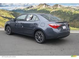 2015 Slate Metallic Toyota Corolla S Plus #97228920 Photo #3 ...
